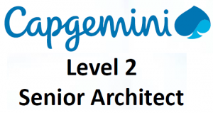 Capgemini - Senior Architect